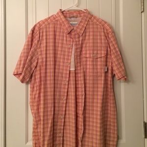 Columbia button down worn once