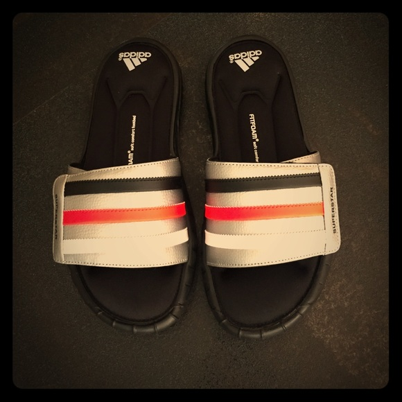 a38b216a6ee5 Adidas Other - Adidas Men s Superstar 3G Slide Sandal size 7