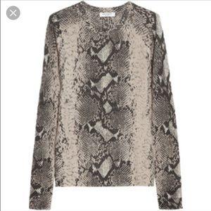 Equipment Sloane Cashmere Sweater Sz XS