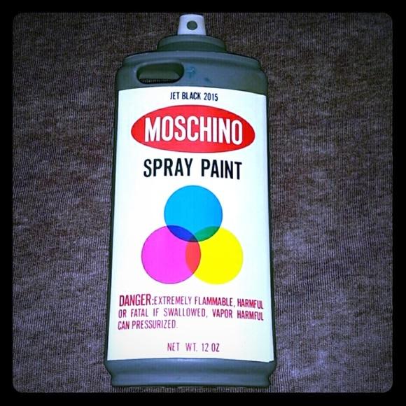 f524d946ca2 Moschino Spray Paint Iphone 6 case. M_5755db49d14d7ba362000593