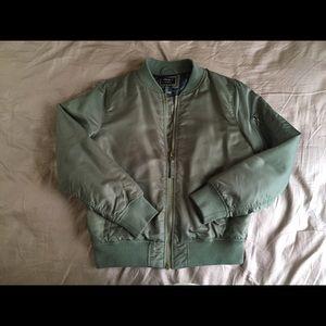 Bomber jacket!