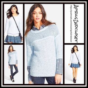 Hinge Tops - ❗️1-HOUR SALE❗️Pullover Slouchy Textured Sweater
