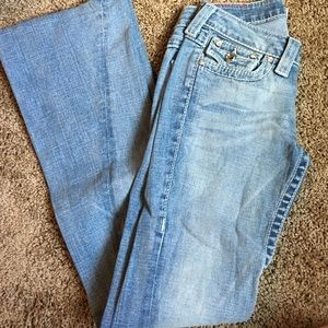 True Religion jeans short