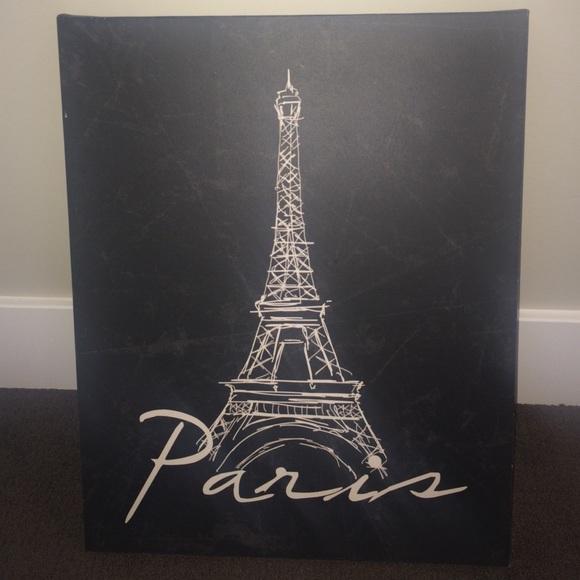 Hobby lobby Other   Paris Eiffel Tower Wall Decor   Poshmark