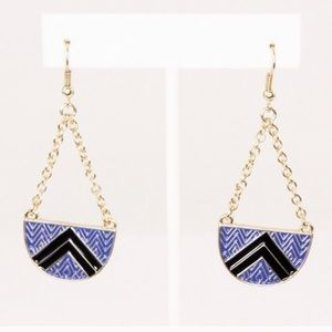Adia Kibur Jewelry - HP 7/17🌻Geometric Adir Kibur Dangle Earrings