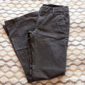 Banana Republic flare leg jeans