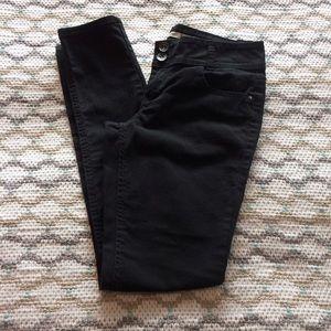 Grane black skinny jeans. NWOT
