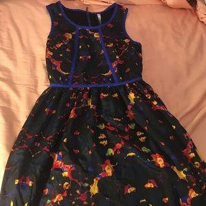 Kensie printed dress, size xs