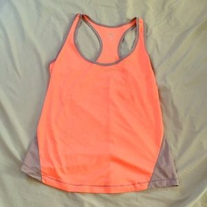 Old Navy semi-fitted workout tank