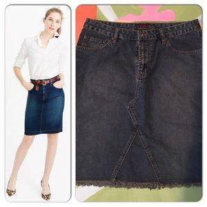 Aeropostale Original Denim Skirt 7/8