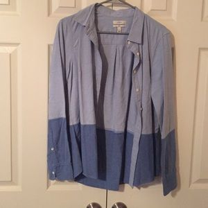 J. Crew Tops - J. Crew Denim Shirt
