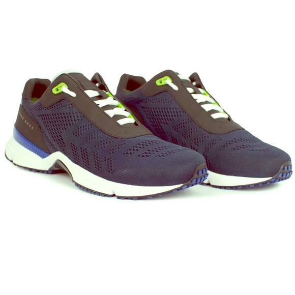 a634a44bb83 BOSS GREEN LABEL VELOZ RUNNING TRAINER size 8