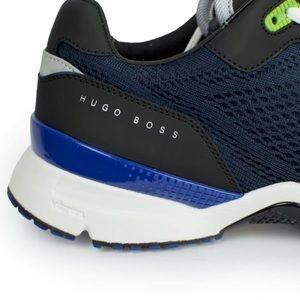 9cc6e668140 Hugo Boss Shoes - BOSS GREEN LABEL VELOZ RUNNING TRAINER size 8