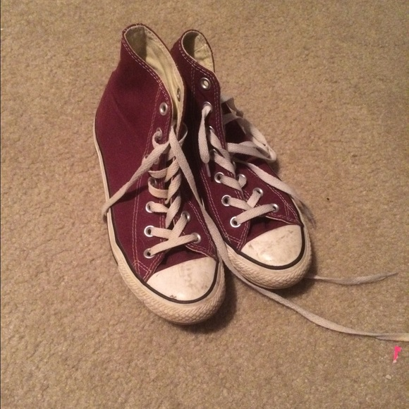 hi top converse womens