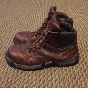 Wolverine Steel Toed Boots