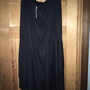 Fashion Bug Dresses & Skirts - FashionBug NWT long black skirt