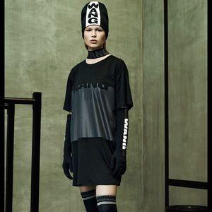 NWOT Alexander Wang x H&M T-Shirt Dress