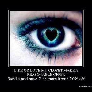 Other - Bundle and save😘