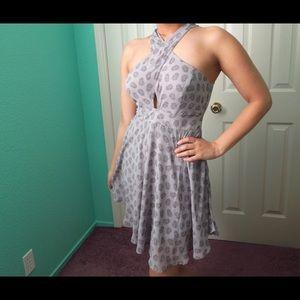 Boutique Dresses & Skirts - ✨HP✨Skull Skater Dress