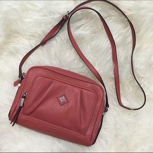 Pink Simply Vera Crossbody Bag
