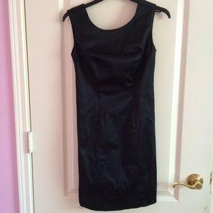 Jump Girl Dresses & Skirts - Black silky slim dress