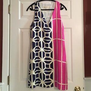 Julie Brown Dresses & Skirts - New Julie Brown silk shift Heather dress