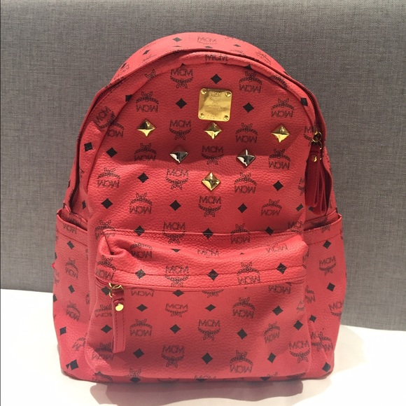mcm bags authentic backpack from s korea poshmark