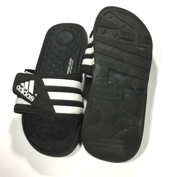 adidas supercloud slippers