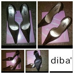 Diba Shoes - Diba Zana Heels- Size 7