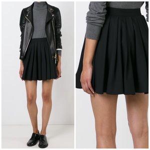 Diesel Black Gold Dresses & Skirts - Diesel Black Gold 'Onduly' Pleated Skirt