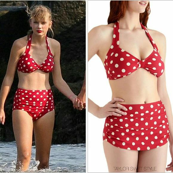 7f79c2ca0be Modcloth Beach Blanket Bingo Bikini Taylor Swift!!  M 5756bf5778b31cc3f1000634