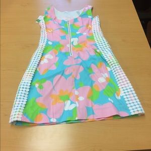Lilly Pulitzer Delia shift dress size 0
