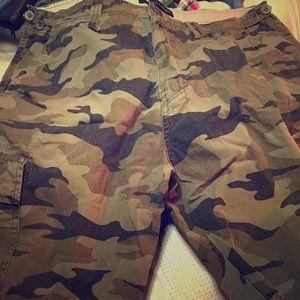 Billabong Army Men's cargo Shorts