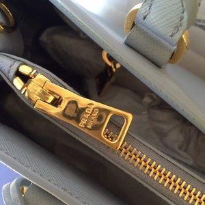 Prada Bags - 🚫SOLD Prada Borsa A Mano Saffiano Lux Granito