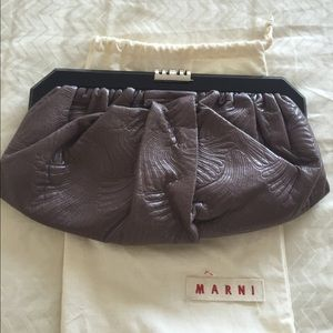 Authentic Marni Clutch!