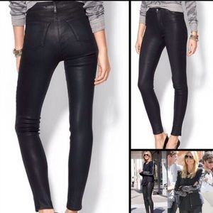 50% OFF SALE! J Brand Coated Jeans