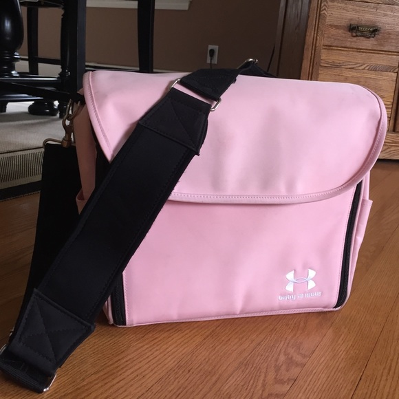 79 off under armour handbags under armour diaper bag from suggested user jean 39 s closet. Black Bedroom Furniture Sets. Home Design Ideas