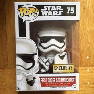 Funko POP Star Wars First Order Stormtrooper Riot