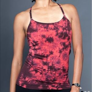 Brand New NUX Cosmos Tank in Coral Cloud