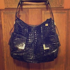 Patent Leather Michael Kors Purse