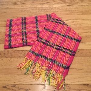 Multi-colored Winter Scarf