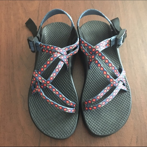 da5e8744a17 Chaco Shoes - Women Chaco ZX1 sandal multi colored LIKE NEW