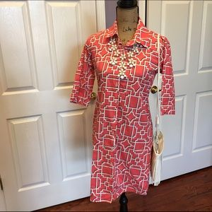 Sixth Alice Dresses & Skirts - Pretty, Preppy, and Peach! Vintage Retro DRESS
