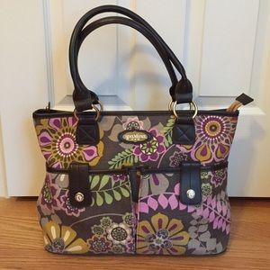 Spartina 449 Handbags - Spartina 449 Melrose Pocket Tote
