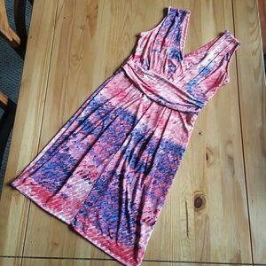 Simply Vera Vera Wang Dresses & Skirts - Simply Vera Dress Pink and Purple