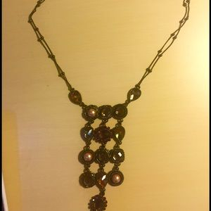Jewelry - Jeweled necklace