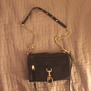 Rebecca Minkoff Mini Mac in Black