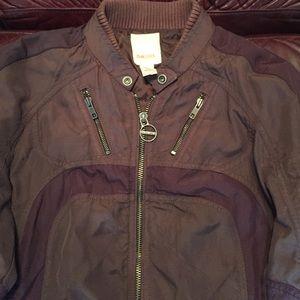 Diesel Nylon Hooded Field Jacket 50