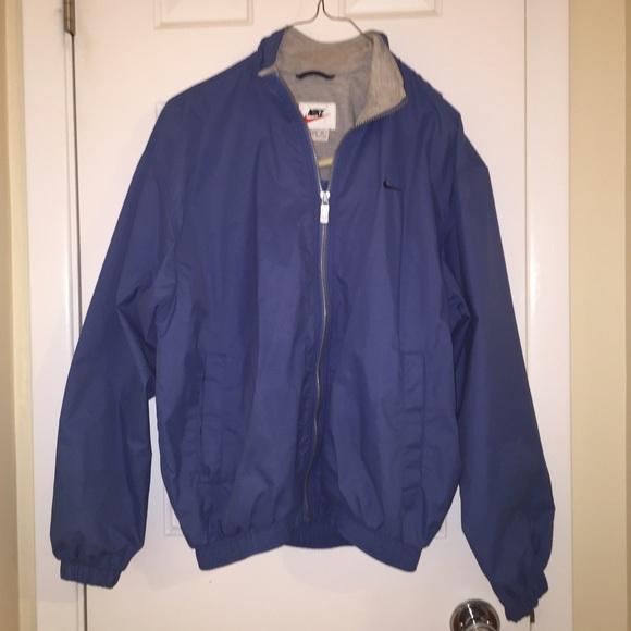 6f97b585fb46 Blue Nike Windbreaker. M 57576deb36d59416a00113b3