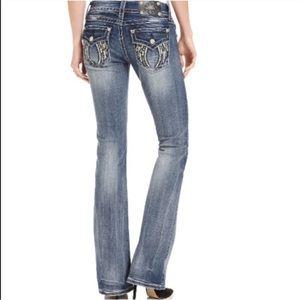 Miss Me Denim - Miss Me Embellished Bootcut Jeans